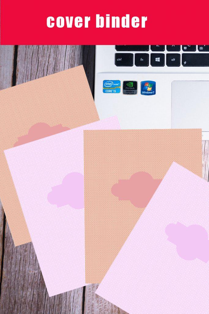 printable binder covers