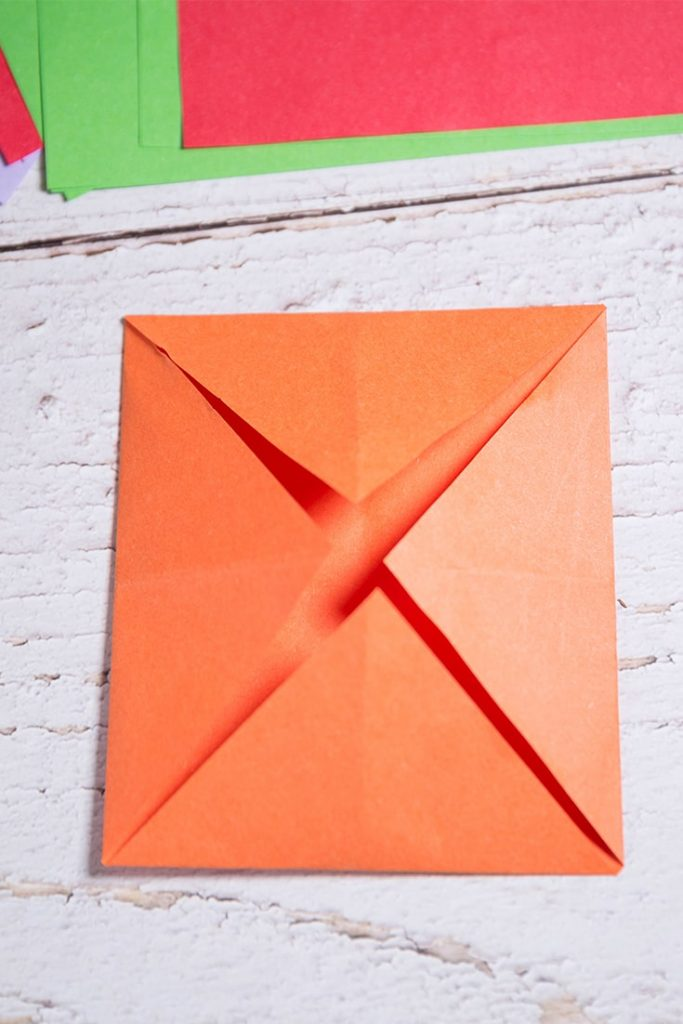 Origami Blintz Base