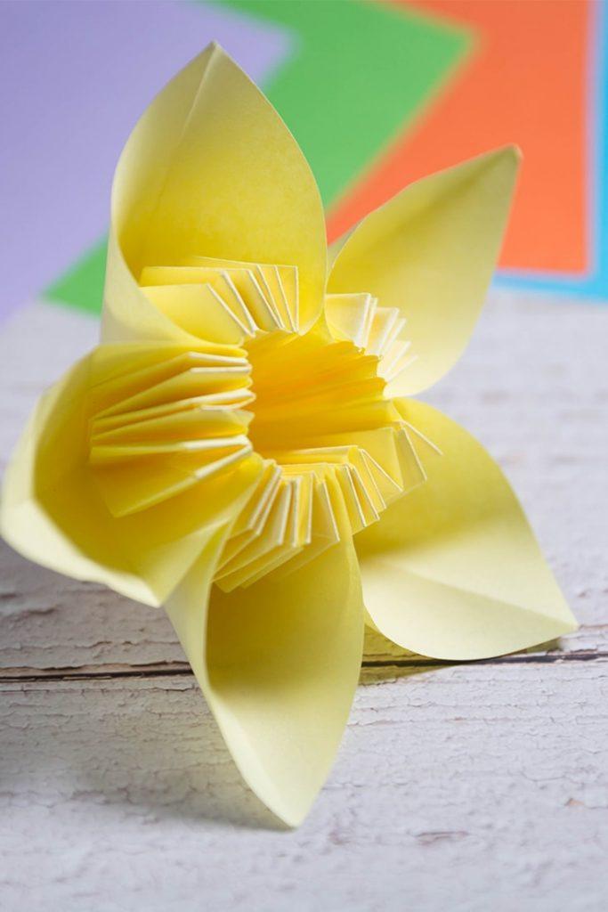 Origami Kusudama Butterfly