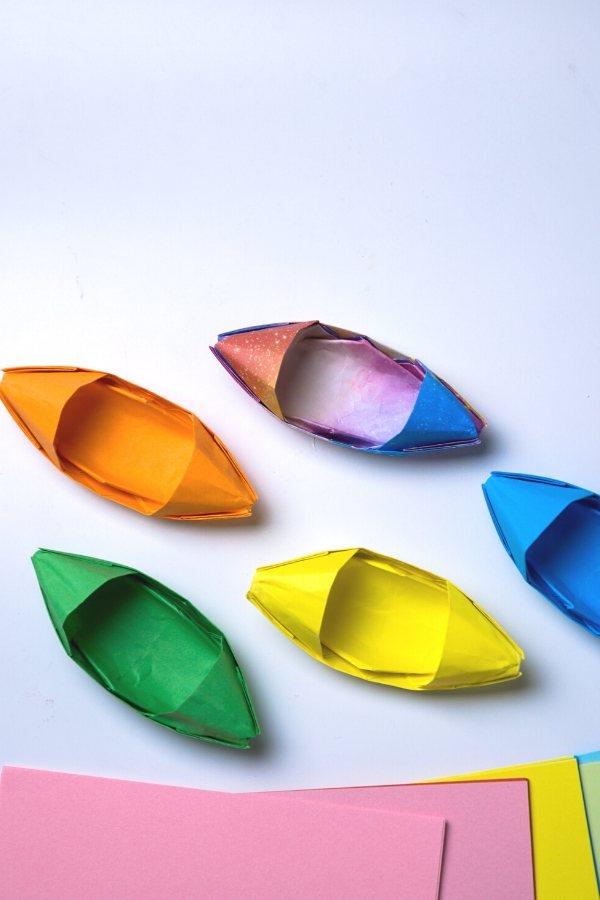 easy origami boat