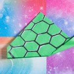 Easy Origami Tortoise