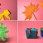 4 easy origami craft