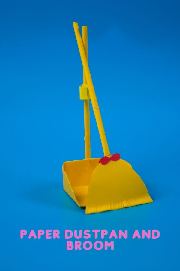 How To Make Paper Cleaning Tools